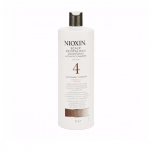 Nioxin System 4 Scalp Revitaliser Conditioner - 1000ml