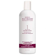 Nutri-Ox Shampoo for Chemically-Treated Hair - 600ml