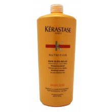 Kerastase Bain Oleo Relax Shampoo - 1000ml (New Packing)