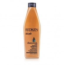 Redken Diamond Oil Shampoo (For Dull, Damaged Hair) 300ml