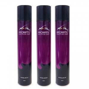 AROMATIC Hair Styling Spray Extra Hold 420ml