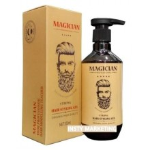 Magician Professional Hair Styling Gel 300 ml