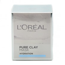 L'Oreal Pure Clay Mask Hydration 50 ml