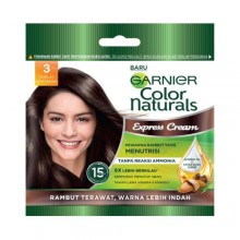 Garnier Color Naturals Express Cream - Brown Black 3