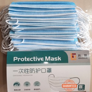 PM2.5 Protective Face Mask with Box (READY STOCK KL)