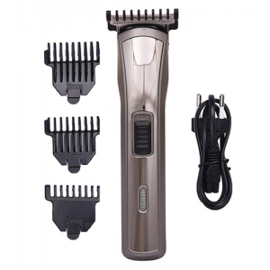 KEMEI 418 Wireless Stainless Steel Blade Hair Clipper(Ready Stock)