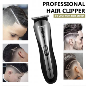 Shinon All 3 in 1 Rechargeable Hair Clipper for Men
