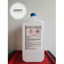 [READY STOCK] 99.99% Pure Isopropyl Alcohol (IPA) - 5L