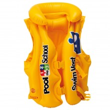 Intex Deluxe Swim Vest Pool School Step 2 (50cm x 47cm)