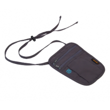 Discovery Adventures RFID Blocking Neck Pouch – Black