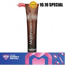 Loreal Professionnel Majibrown Hair Permanent Color Dye Cream 50ml + Free 100ml 9% Peroxide