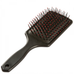 Big Bent Comb for Women - Red Top Round
