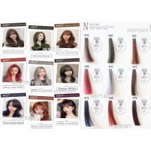 Insty-Nine Pastel Korean Hair Color EASYset 100ml (Permanent+LanolinCare)