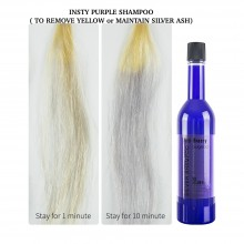 Insty-Augeas Purple Shampoo 220ml(Remove Yellow Color)