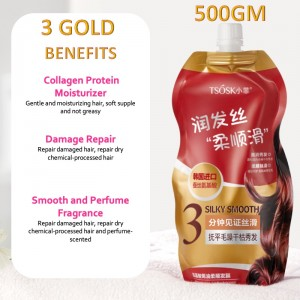 Insty-Tsosk 500gm SilkySmooth Hair MASK Pack