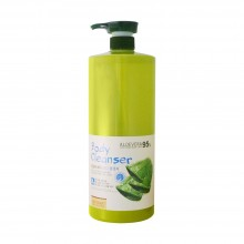 ORGANIA 95% Aloe Vera Body Cleanser 1500ml (New,Korea)