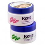 Rene Hair Strong Straightening Cream + Neutralizer Cream(120ML)