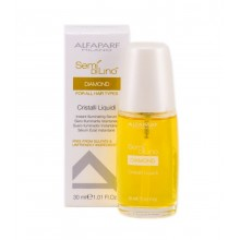 Alfaparf Semi Di Lino Diamante Cristalli Liquidi - Illuminating Serum 30ML