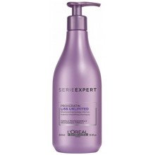 L'Oreal Profesionnel Serie Expert Liss Unlimited Smoothing Shampoo (500ml) -new