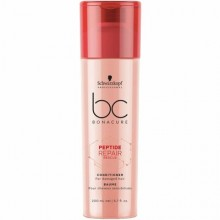 Schwarzkopf BC Peptide Repair Rescue Conditioner - 200ml (Latest Packaging)